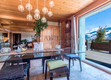 Thumbnail 4 bed farmhouse for sale in Route De La Fouettaz, Megève, Sallanches, Bonneville, Haute-Savoie, Rhône-Alpes, France
