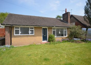 Thumbnail 2 bed detached bungalow to rent in Mill Hill Lane, Sandbach, Cheshire