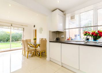 Thumbnail 4 bed semi-detached house for sale in Manordene Close, Thames Ditton