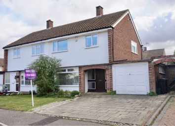 3 bed semi-detached house for sale in Halling Hill, Harlow CM20