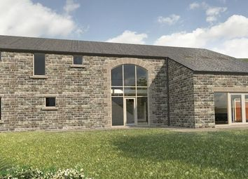 Thumbnail 5 bed detached house for sale in Bank View, Hill House Road, Holmfirth