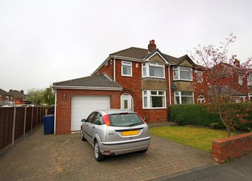 Thumbnail 3 bed semi-detached house for sale in Highland Avenue, Penwortham, Preston