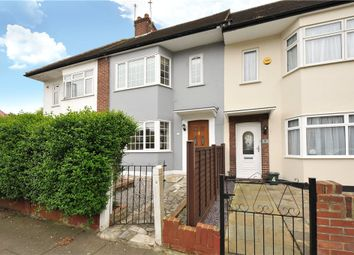 Thumbnail 3 bed terraced house to rent in Chelston Approach, Ruislip, Middlesex
