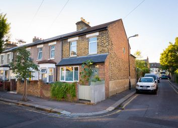 Thumbnail 2 bed end terrace house for sale in Woodville Road, London