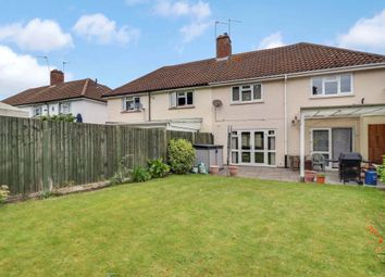Thumbnail 4 bed semi-detached house for sale in Hawthorn Way, Shepperton