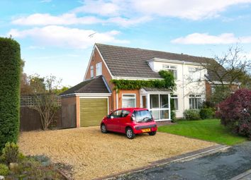 Thumbnail 3 bedroom property to rent in Newbold Way, Nantwich