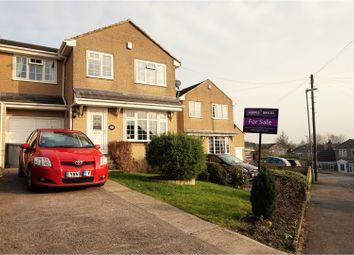 Thumbnail 4 bed detached house for sale in Oak Rise, Cleckheaton