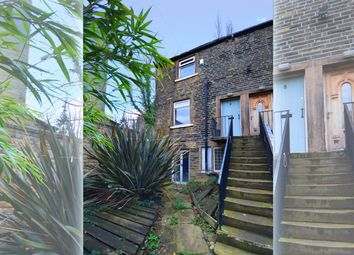 Thumbnail 2 bed semi-detached house for sale in Central Avenue, Fartown, Huddersfield