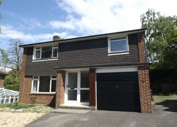 Thumbnail 4 bed detached house to rent in Ashdown Road, Chandler's Ford, Eastleigh