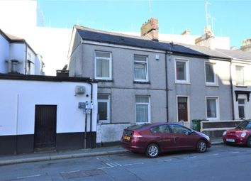 Thumbnail 4 bedroom end terrace house for sale in Regent Street, Plymouth, Devon
