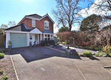 Thumbnail 4 bed detached house for sale in Gerard Close, Bradville, Milton Keynes, Bucks
