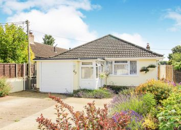 Thumbnail 3 bed detached bungalow for sale in Ladysmith, Salisbury