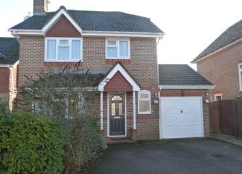 Thumbnail 4 bed detached house to rent in Firview, Liphook
