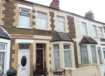 3 bed terraced house for sale in Arabella Street, Roath, Cardiff CF24