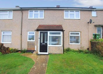 Thumbnail 2 bed terraced house for sale in Bramdean Road, West End, Southampton