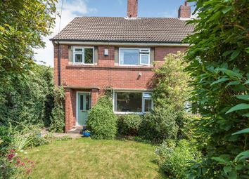 Thumbnail 3 bed semi-detached house for sale in The Grove, East Keswick, Leeds