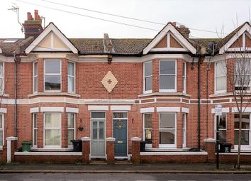 Thumbnail 3 bedroom terraced house to rent in Stoneham Road, Hove, East Sussex