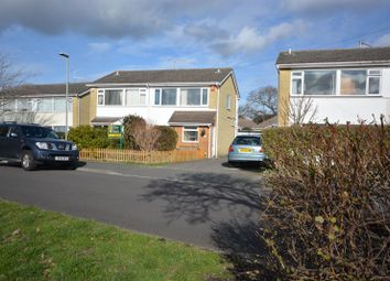 Thumbnail 3 bed semi-detached house for sale in Petersham Road, Creekmoor, Poole