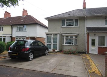 Thumbnail 3 bed end terrace house for sale in Hopton Grove, Birmingham
