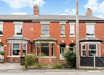 Thumbnail 2 bed terraced house for sale in Station Road, Marple