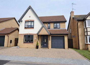 Thumbnail 4 bedroom detached house for sale in Churchill Road, Earls Barton, Northampton