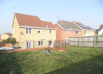 Thumbnail 4 bed detached house to rent in Braids Close, Rugby