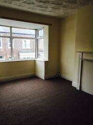 Thumbnail 3 bed flat to rent in Thompson Rd, Sunderland