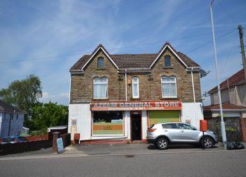 Thumbnail 2 bed flat for sale in Swansea Road, Waunarlwydd, Swansea
