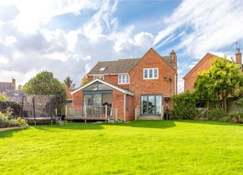 Thumbnail 4 bed detached house for sale in Mere Road, Finmere, Buckingham, Buckinghamshire