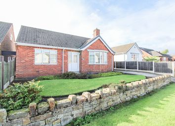Thumbnail 2 bed detached bungalow for sale in Ashgate Avenue, Chesterfield