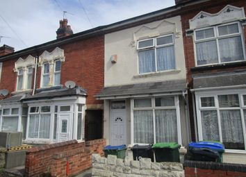 Thumbnail 2 bed terraced house for sale in Highbury Road, Smethwick