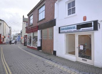 Thumbnail Commercial property for sale in Upper Frog Street, Tenby, Dyfed