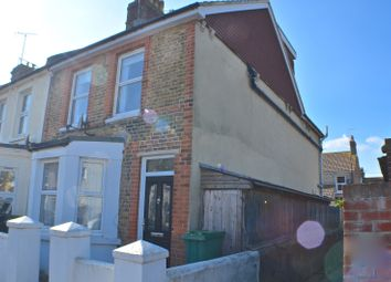 Thumbnail 3 bed end terrace house for sale in Latimer Road, Eastbourne