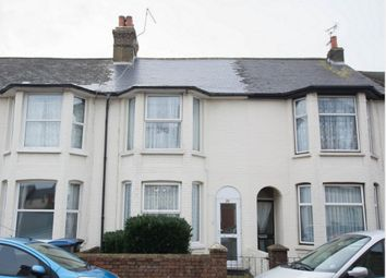 3 bed terraced house to rent in Canada Road, Walmer CT14