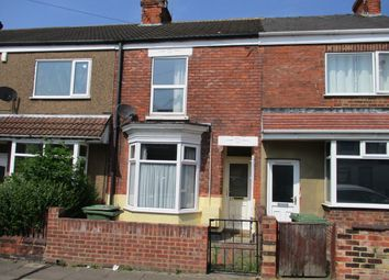 Thumbnail 2 bed terraced house to rent in Freeston Street, Grimsby