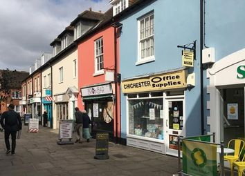 Thumbnail Retail premises to let in 4 Crane Street, Chichester