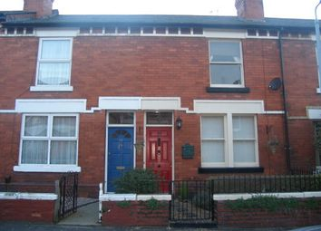 Thumbnail 3 bed terraced house to rent in Gaskell Street, Stockton Heath