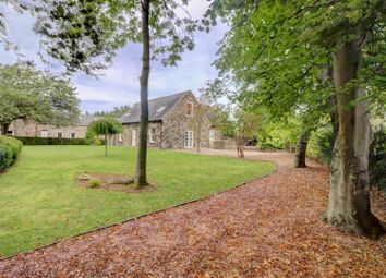 Thumbnail 4 bed detached house for sale in West Farm Court, Manor Road, Medomsley, Consett