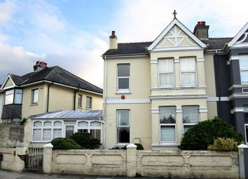 Thumbnail 3 bed end terrace house to rent in Chestnut Road, Peverell, Plymouth
