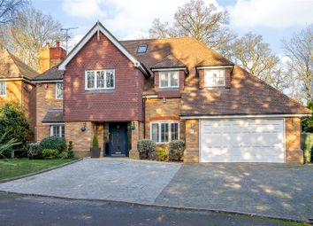 Thumbnail 6 bed detached house for sale in Howards Wood Drive, Gerrards Cross, Buckinghamshire