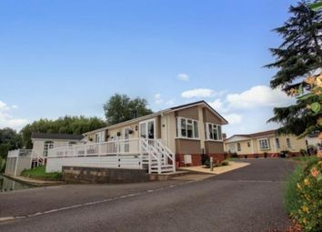 Thumbnail 2 bed bungalow for sale in Millside Marina, Mill Road, Buckden, St. Neots