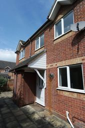 Thumbnail 3 bed town house to rent in Rose Walk, Royston