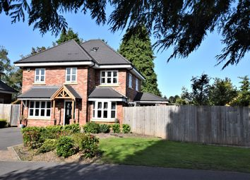 Thumbnail 4 bed detached house for sale in Packwood Mews, Knowle, Solihull