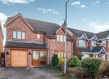 Thumbnail 6 bed detached house for sale in Brooklands, Hull