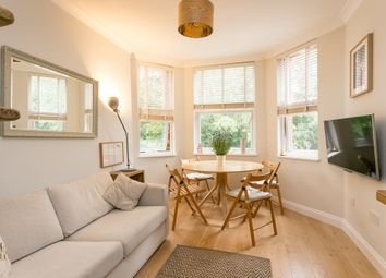 Thumbnail 1 bed flat to rent in Leigham Vale, London