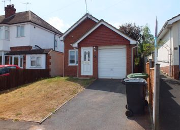 Thumbnail 2 bed detached bungalow to rent in Heathfield Crescent, Kidderminster