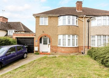Thumbnail 3 bed semi-detached house for sale in The Greenway, Mill End, Rickmansworth, Hertfordshire