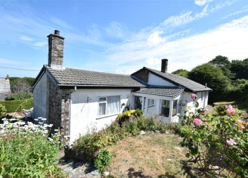 Thumbnail 3 bed bungalow for sale in Mount Pleasant, Boscastle