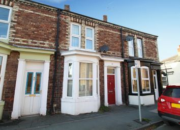 Thumbnail 2 bed terraced house for sale in Malpas Road, Northallerton, North Yorkshire