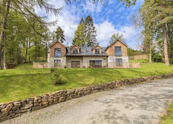 Thumbnail 5 bed detached house for sale in Pine View House, Cardrona, Peebles.